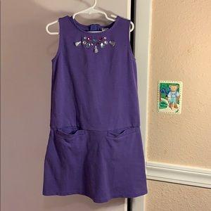 Purple dress very cute (8)